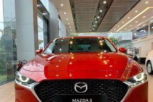 Mazda3 2020 bị lỗi phanh tự động: kết quả bài thử và chạm với CX-5 tại đại lý