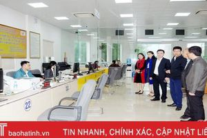 Hà Tĩnh đề nghị Bộ Nội vụ sửa quy định cấp phó sở, ngành phải 'chuyên viên chính'