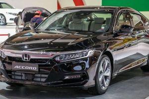 Honda Accord 2020 sắp ra mắt Malaysia sẽ có động cơ khác Việt Nam