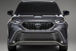 Toyota Highlander XSE 2021 được nâng cấp những gì?