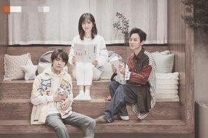 Hình ảnh ấm áp của Hà Cảnh, Tạ Na, Dịch Dương Thiên Tỉ trong chương trình mới gây chú ý