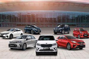 Bảng giá xe Kia tháng 2 mới nhất: Kia Sedona, Kia Quoris giảm 50 triệu đồng