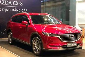 Giá xe Mazda tháng 2/2020: CX-8 giảm 100 triệu, CX-5 giảm 50 triệu đồng