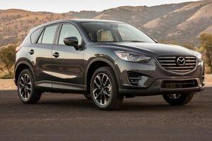 Hàng chục nghìn xe Mazda CX-5 bị triệu hồi gấp