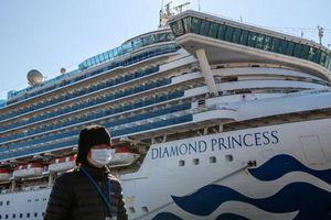 Australia cân nhắc đưa công dân trên du thuyền Diamond Princes về nước