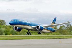Vietnam Airlines tăng tần suất khai thác tàu bay thân rộng trên đường bay trục Hà Nội - TP.HCM