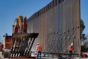 Mỹ rút gần 1 tỷ USD từ dự án đóng tàu Hải quân để xây dựng tường biên giới