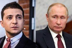 Tổng thống Nga - Ukraine điện đàm về thỏa thuận Minsk
