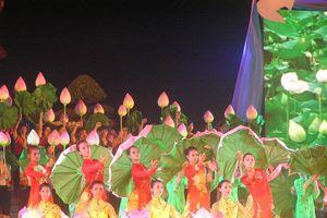 Lễ hội Làng Sen năm 2020 được tổ chức quy mô cấp quốc gia