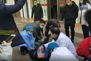 Trung Quốc: Số ca nhiễm mới virus Covid-19 giảm ngày thứ ba liên tiếp