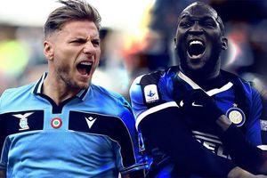 Lazio đại chiến Inter với giấc mơ Scudetto trong 20 năm