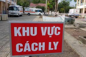 TP Hồ Chí Minh: Bệnh viện dã chiến ở Củ Chi đang cách ly 24 người
