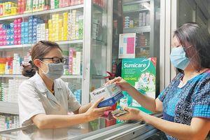 TPHCM: Khẩu trang y tế đã hạ nhiệt