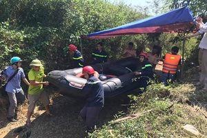 Vụ chìm thuyền ở Thừa Thiên-Huế: Tìm thấy thi thể nạn nhân cuối cùng