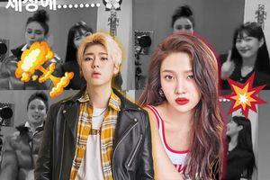 Knet tranh cãi 'nảy lửa' chỉ vì Zico reup Instagram đoạn video Joy (Red Velvet) thực hiện #AnySongChallenge
