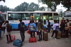 Sinh viên từ TP. Hồ Chí Minh về Nha Trang để tránh dịch Covid-19 được miễn phí vé xe giường nằm