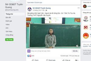 Tuyên Quang: Học sinh nghỉ học tiếp đến 23/2 để phòng dịch Covid-19