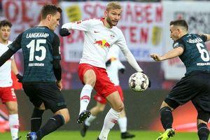 Kết quả bóng đá Đức hôm nay: RB Leipzig chiếm ngôi đầu của Bayern