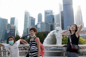 Singapore lo ngại kinh tế suy giảm vì dịch virus corona