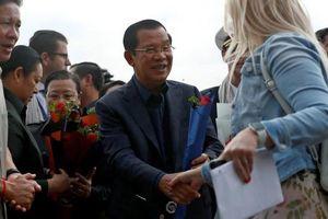 Campuchia bác tin đồn nói ông Hun Sen nhiễm virus corona