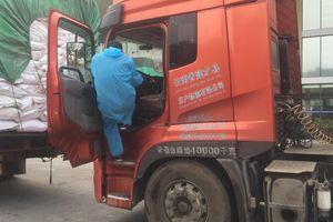 Gần 13.000 tấn nông sản được xuất khẩu sang Trung Quốc