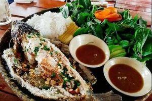Thơm ngon đặc sản cá lóc U Minh Thượng
