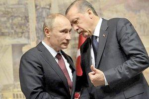 Hai Tổng thống Putin và Erdogan có thể sẽ sớm gặp nhau