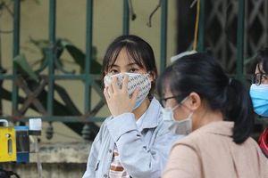 Một trường Trung cấp ở TP.HCM cho sinh viên nghỉ học đến đầu tháng 4 tránh dịch Corona