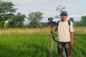 Khởi nghiệp nông nghiệp: Cử nhân luật bỏ nghề về quê làm ruộng