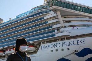 Mỹ bắt đầu sơ tán công dân trên tàu du lịch Diamond Princess