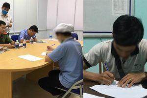 2 công nhân bị phạt vì tung tin giả về dịch COVID-19