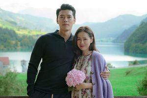 Huyn Bin phủ nhận hẹn hò với Son Ye Jin