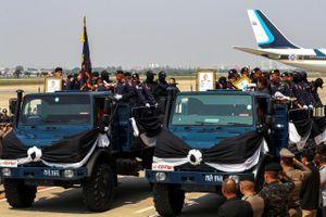 Quân đội Thái Lan bàn giao quyền kiểm soát đất sau xả súng