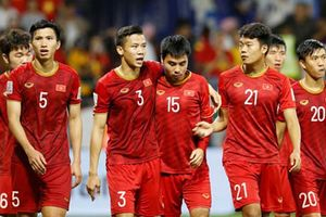 Hoãn trận đấu giữa ĐT Việt Nam và ĐT Iraq