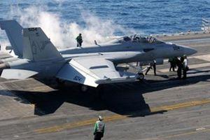 Hải quân Mỹ tiết lộ tính năng mới của EA-18G Growle