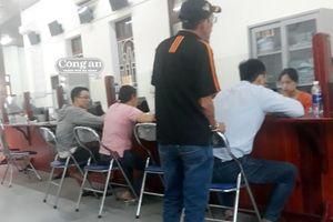 'Người lạ' tại Trung tâm hành chính công TP Hội An