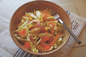 Bữa tối không dầu mỡ với món salad siêu ngon, cả nhà ai thử cũng thích mê