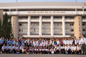 4 trường đai học của Việt Nam xuất hiện trên Bảng xếp hạng các đại học thế giới