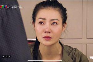 Thanh Hương: Vai nhà báo trong 'Sinh tử' từng bị ném đá