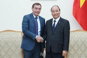 Thủ tướng Nguyễn Xuân Phúc tiếp Chủ tịch Cơ quan Chống tham nhũng Liên bang Nga