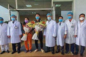 Thêm 2 bệnh nhân Covid-19 ở Vĩnh Phúc được xuất viện