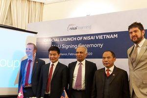 Đưa trường học trực tuyến Anh quốc đầu tiên vào Việt Nam