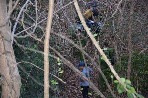 Phát hiện thi thể nam giới khi đang chữa cháy trên núi Minh Đạm