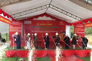 Agribank Chi nhánh tỉnh Yên Bái: Xây dựng Trường Mầm non Bình Minh