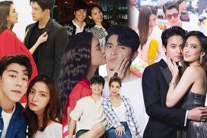 Màn ảnh Thái năm 2020: Sức hấp dẫn đến từ 10 màn tái hợp của những cặp đôi từng làm mưa làm gió