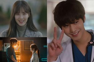 Rating phim 'Người thầy y đức 2' của Lee Sung Kyung và Ahn Hyo Seop đạt 22.7% - Phim của Seohyun rating ảm đạm