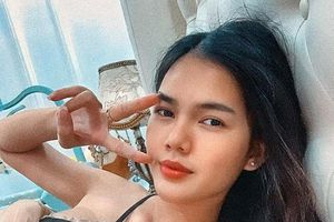 Ngọc Trinh không còn quan tâm trung vệ U21 Việt Nam?