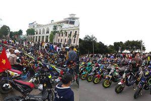 Được nghỉ học dài ngày phòng dịch Corona, học sinh Nam Định tổ chức 'off' hội xe điện gây tranh cãi