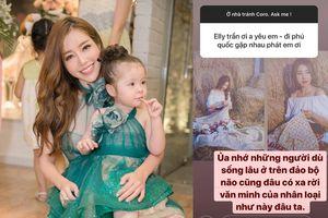 Elly Trần đáp trả 'sâu cay' trước lời mời đi du lịch khiếm nhã từ người đàn ông lạ mặt