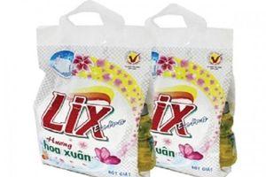 Bột giặt LIX và cuộc chiến 'ngầu bọt'